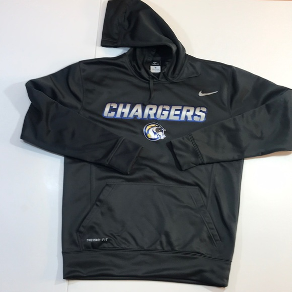 official photos e2fa8 c7183 Briar Cliff University BC Chargers Nike Hoodie